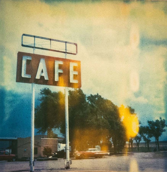 Polaroid Roadtrip Route 66
