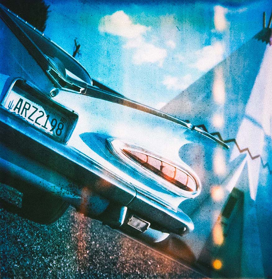 Polaroid Roadtrip