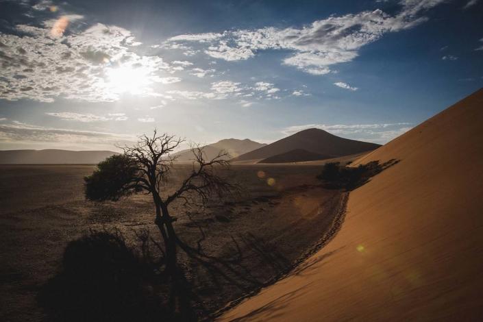 Namibia Wüste Düne