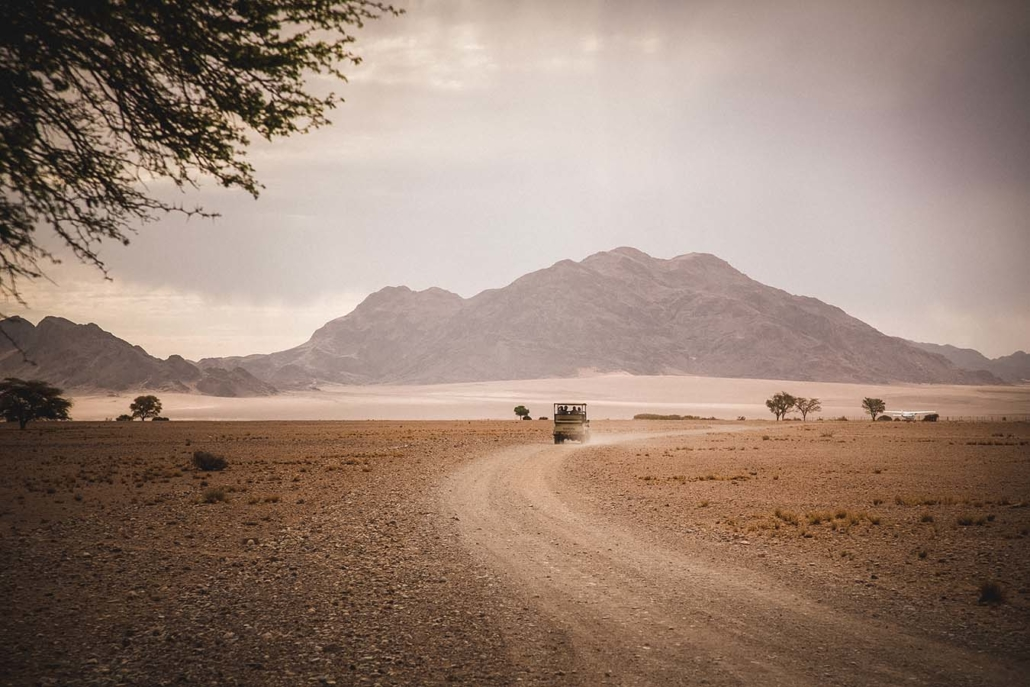 Reisefotografie Wüste Afrika
