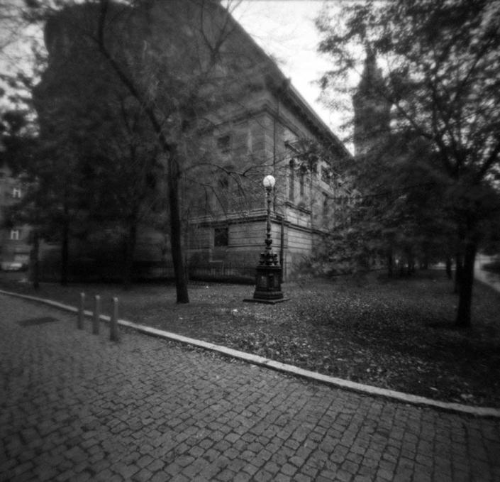Prag Lochkamera