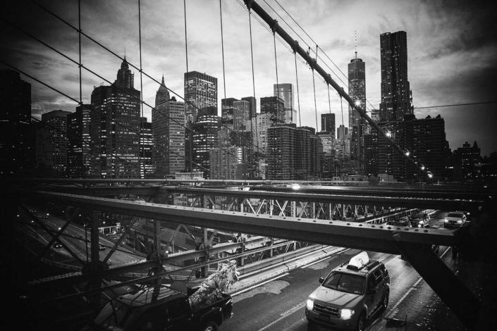 Reisefotografie New York Skyline