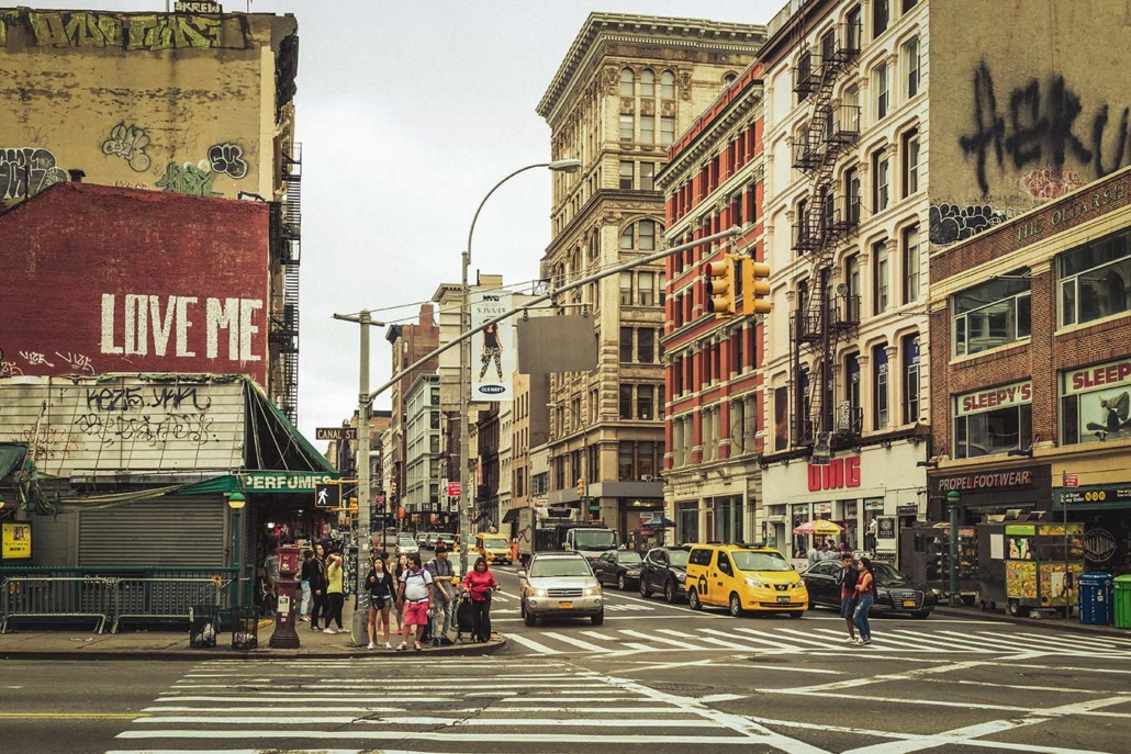 Reisefotografie New York Streets