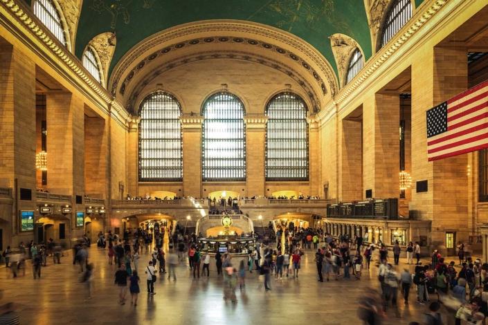 Reisefotografie New York Central Station