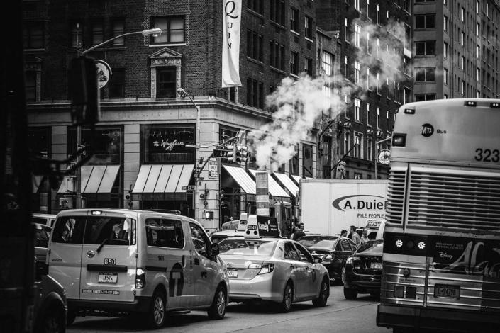 Reisefotografie New York Street