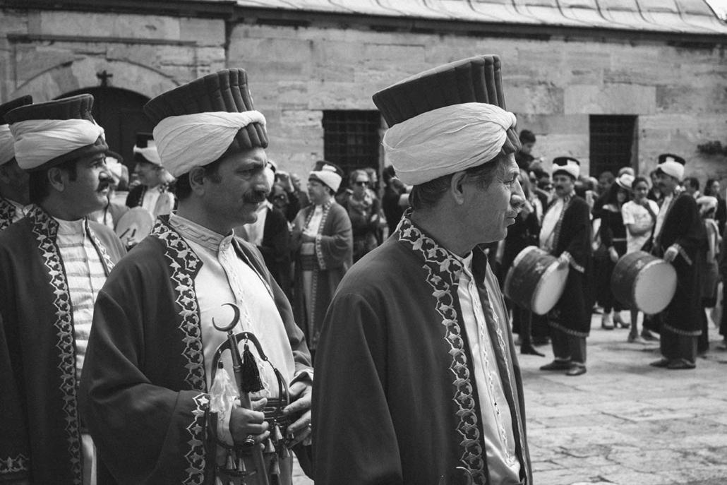Reisereportage Istanbul sw