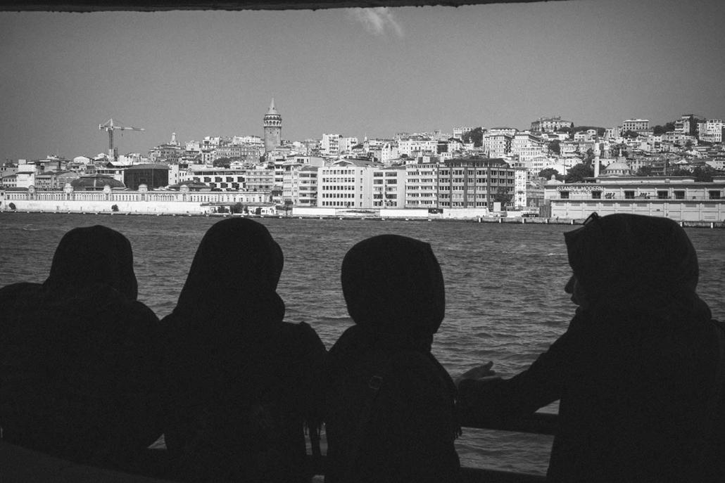 Reisereportage Istanbul