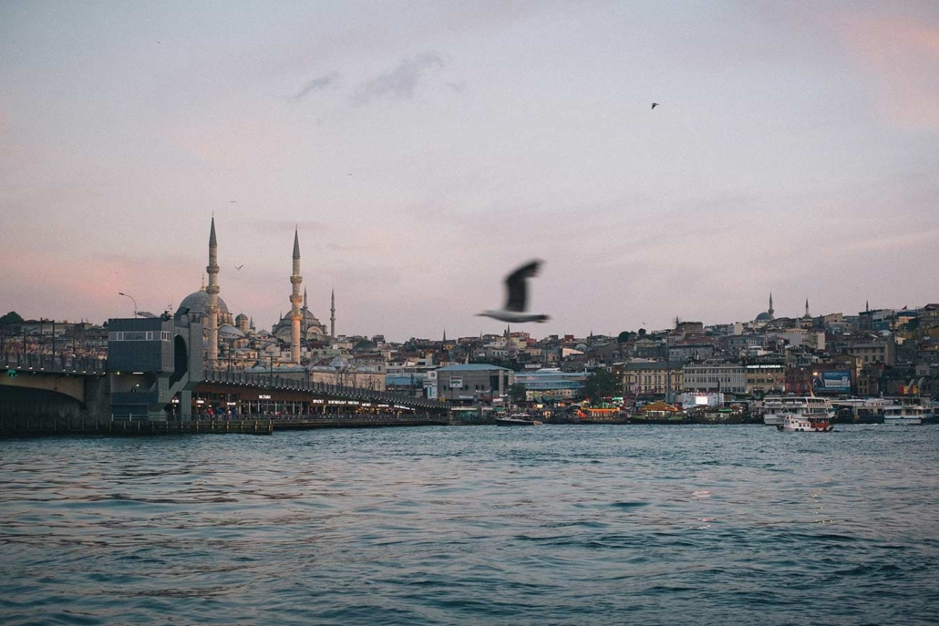 Reisefotografie Istanbul Bosporus