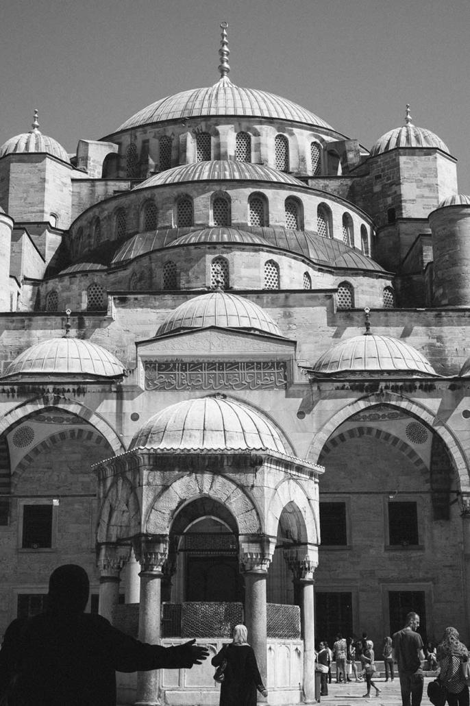 Reisefotografie Istanbul sw