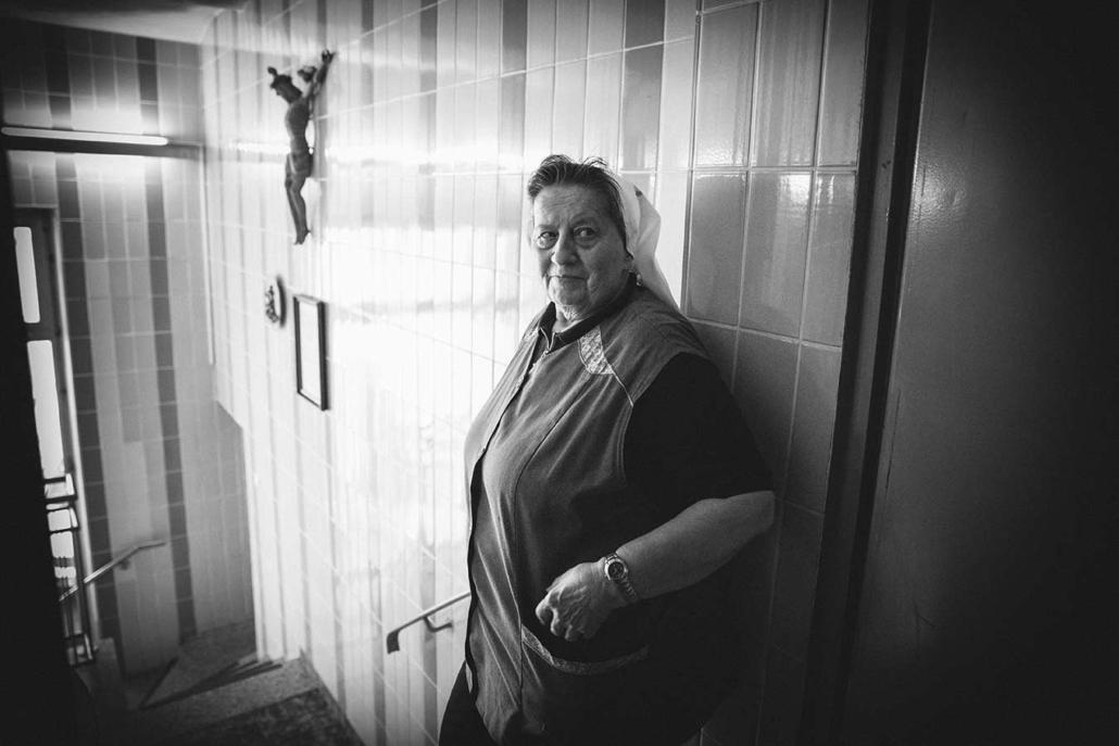 Reportagefotografie Klosterbrauerei dokumentarisches Portrait