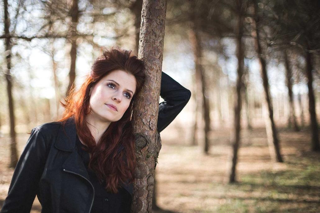 Schauspielerportrait München Wald
