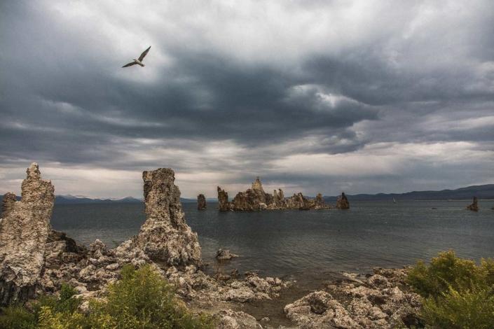 USA Mono Lake Reisefotografie