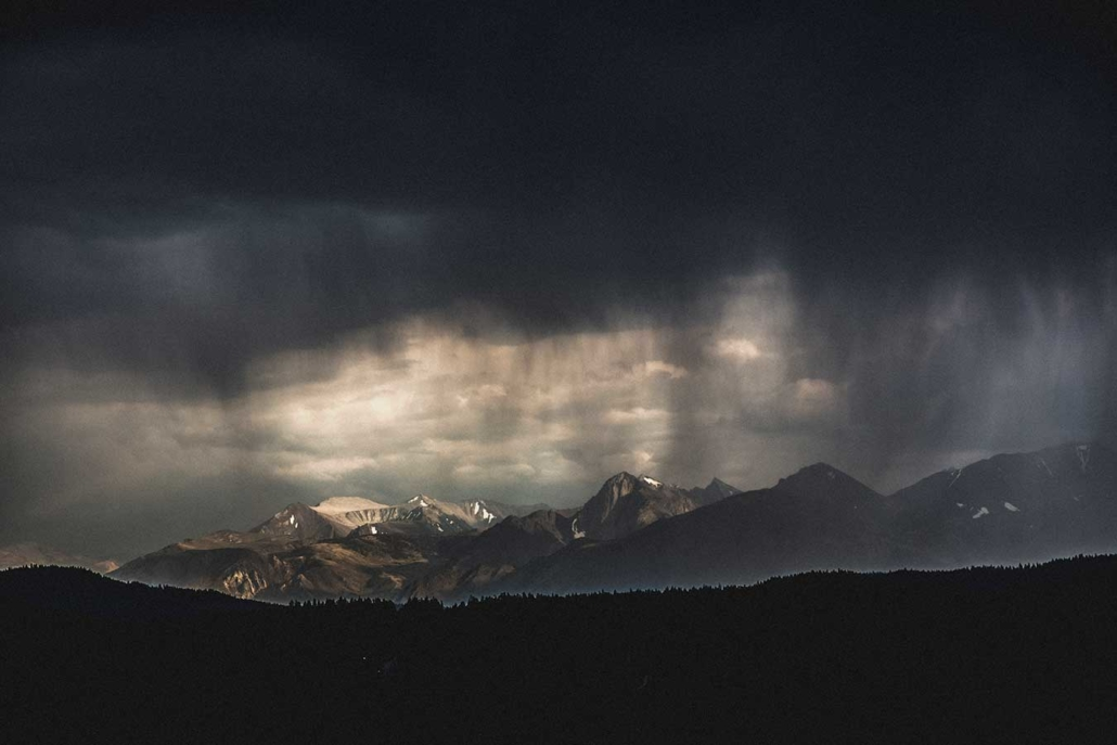 USA Berge Reisefotografie