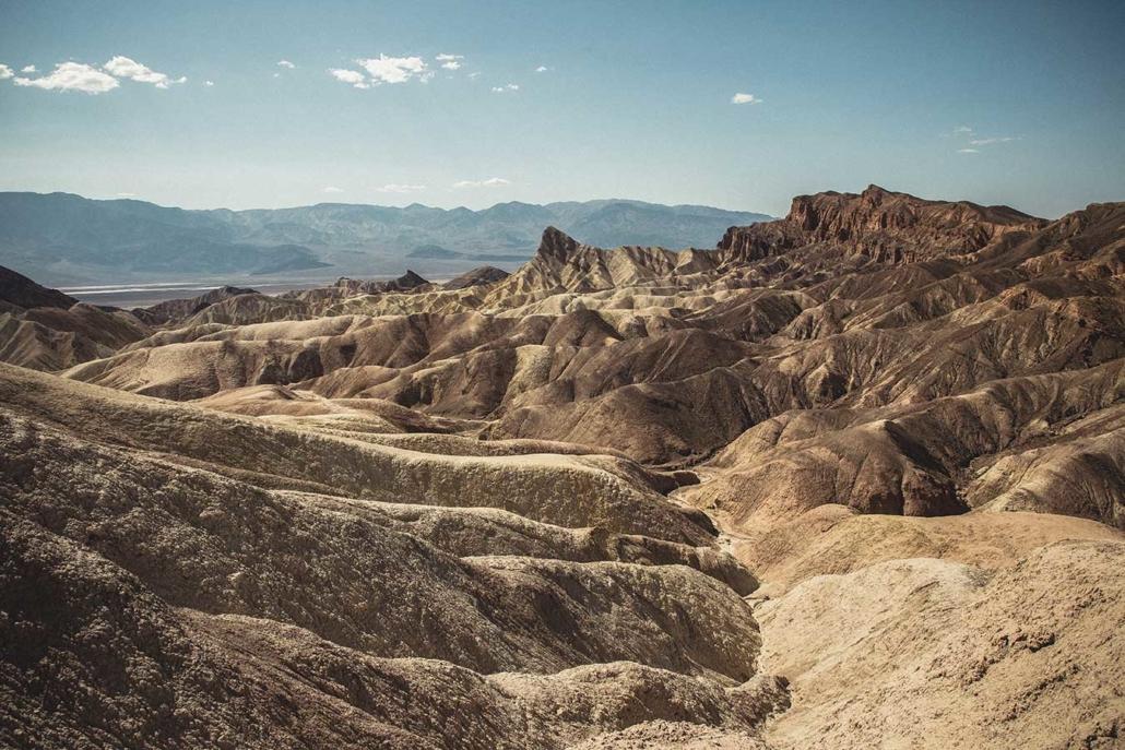 USA Death Valley Reisefotografie