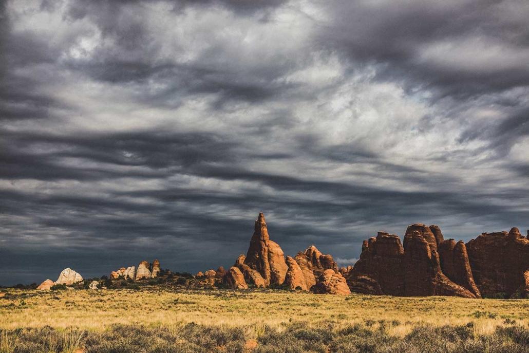 USA Arches Nationalpark Reisefotografie