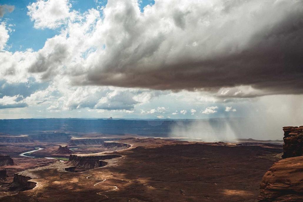 USA Canyonlands Reisefotografie