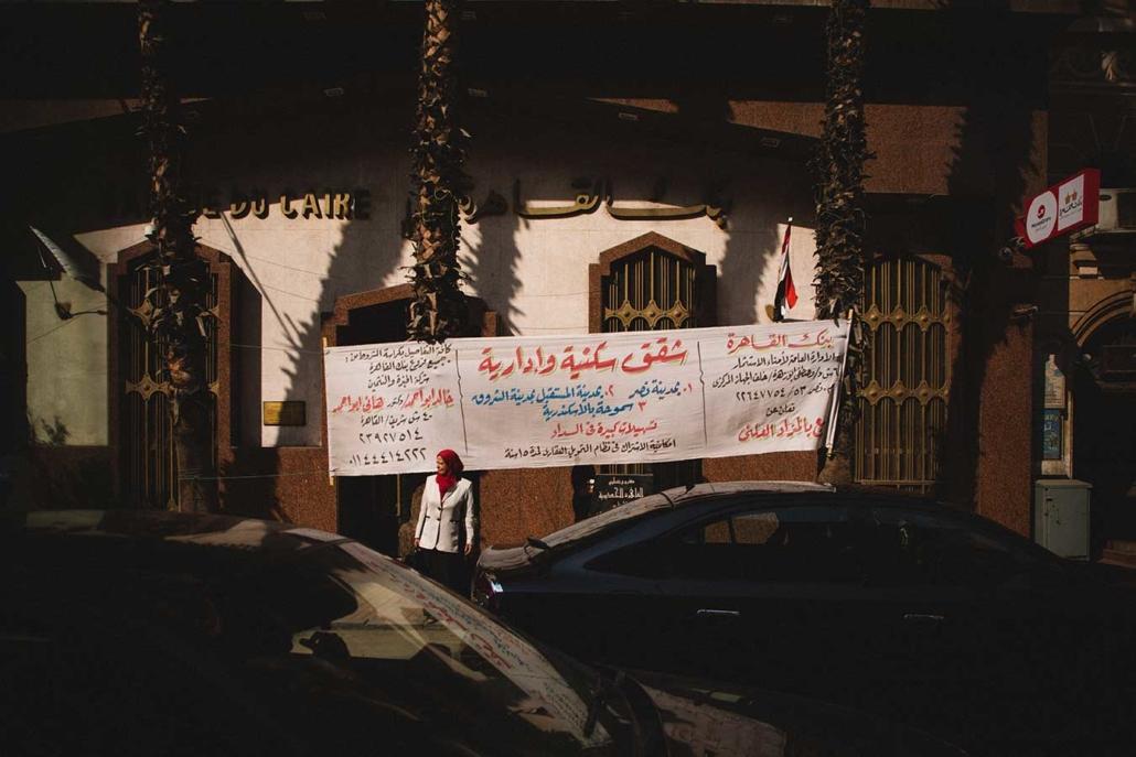 Reportagefoto Menschen in Kairo