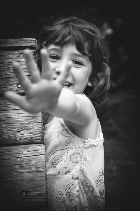 Kinderportrait Spielplatz