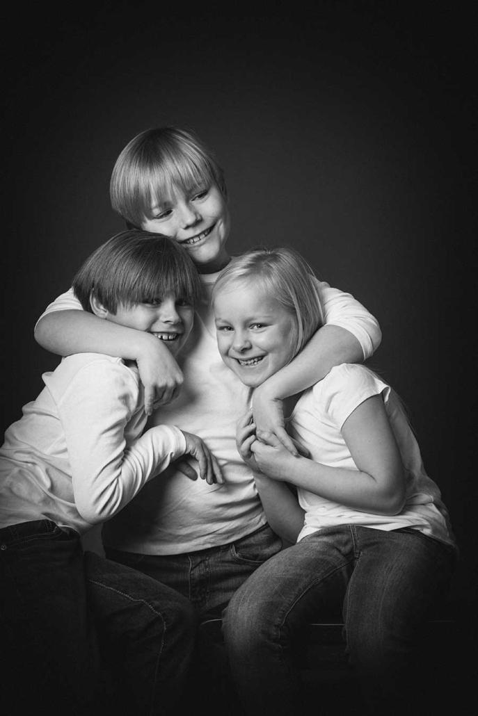 Kinderfotografie Studio sw