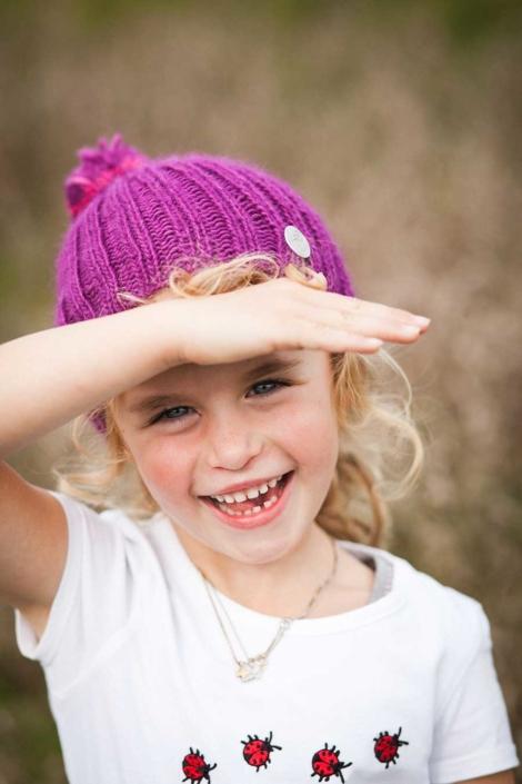 Kinderfoto outdoor