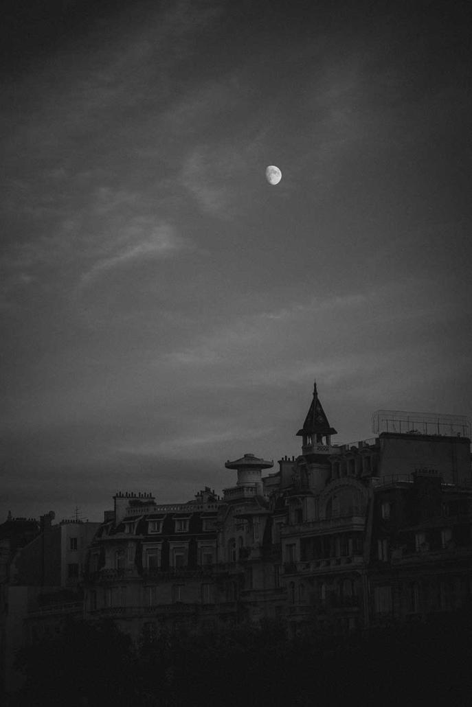 Reisefotografie Paris Nacht