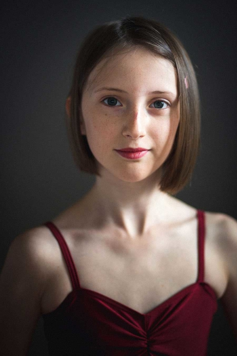 Ballerina Portrait Studio