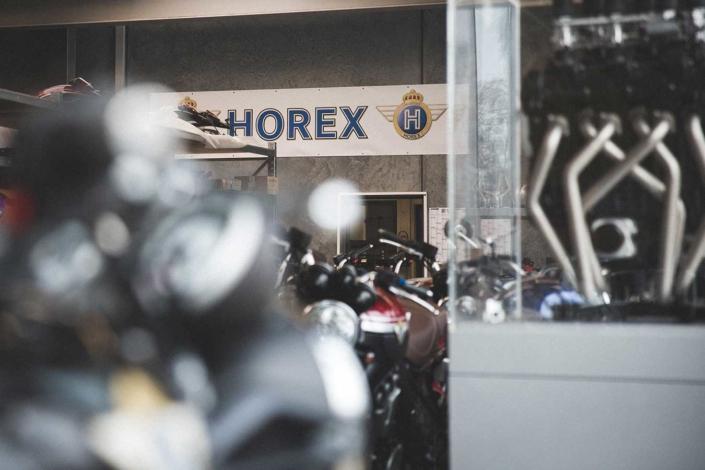 Werkstattreportage Horex