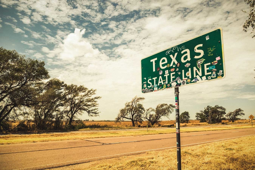 Roadtrip Route 66 Texas