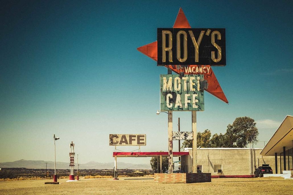 Roadtrip Route 66 Roy's