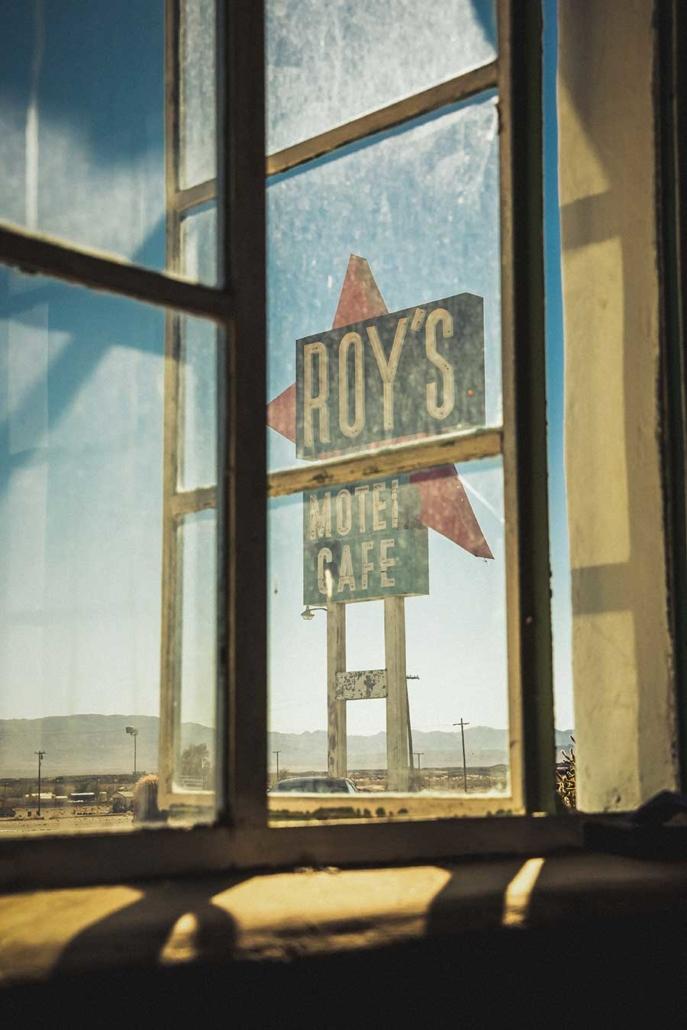 Roadtrip Route 66 Roy's