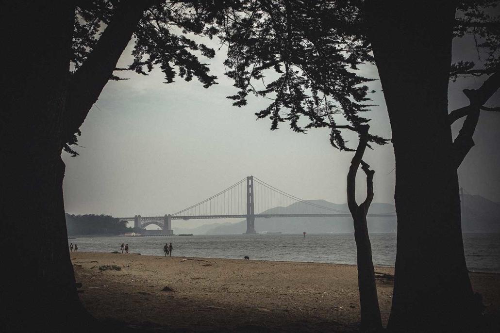 San Francisco Brücke