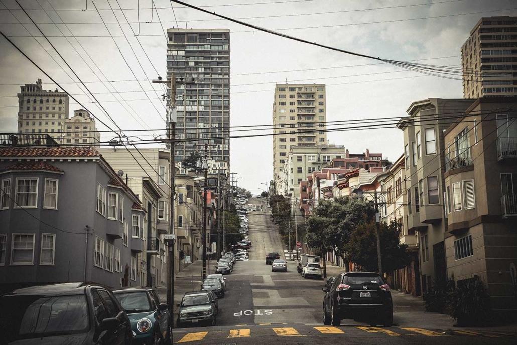 San Francisco Streetlife