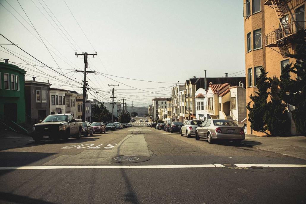 San Francisco Straße