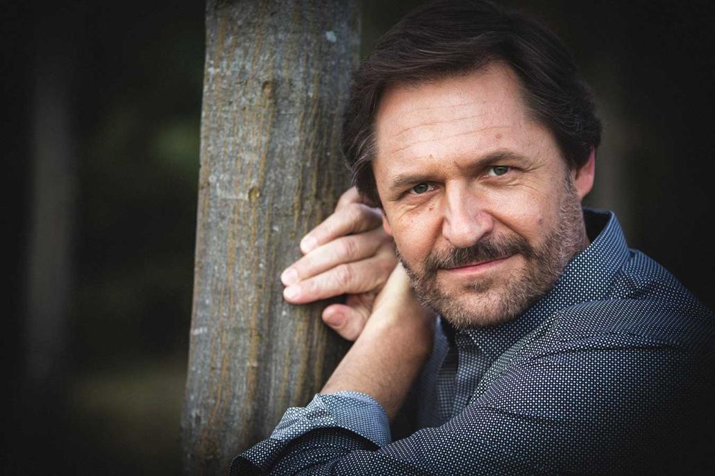 Portraitfoto Schauspieler Winfried Frey
