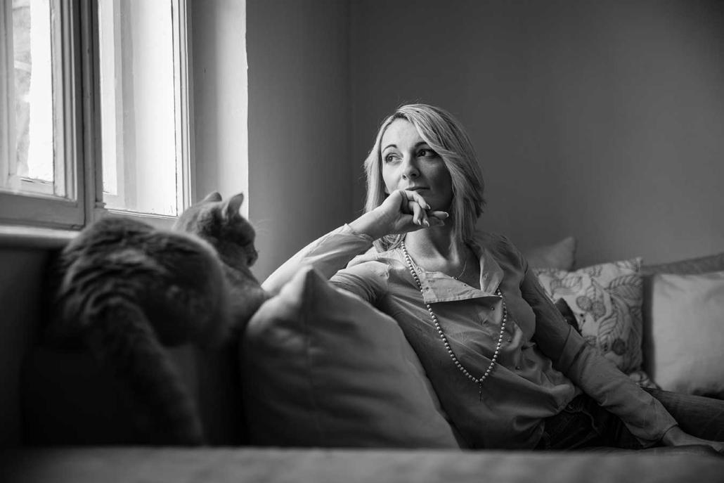 Schauspielerportrait Petra Wintersteller