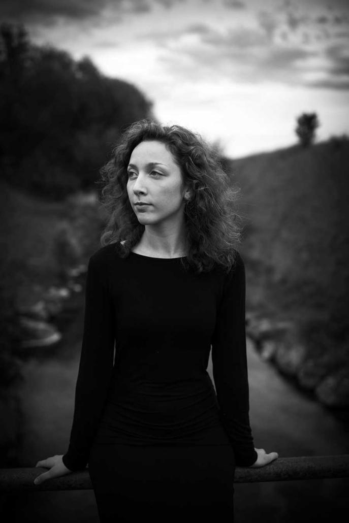 Schauspielerportraits Magdalena Holler