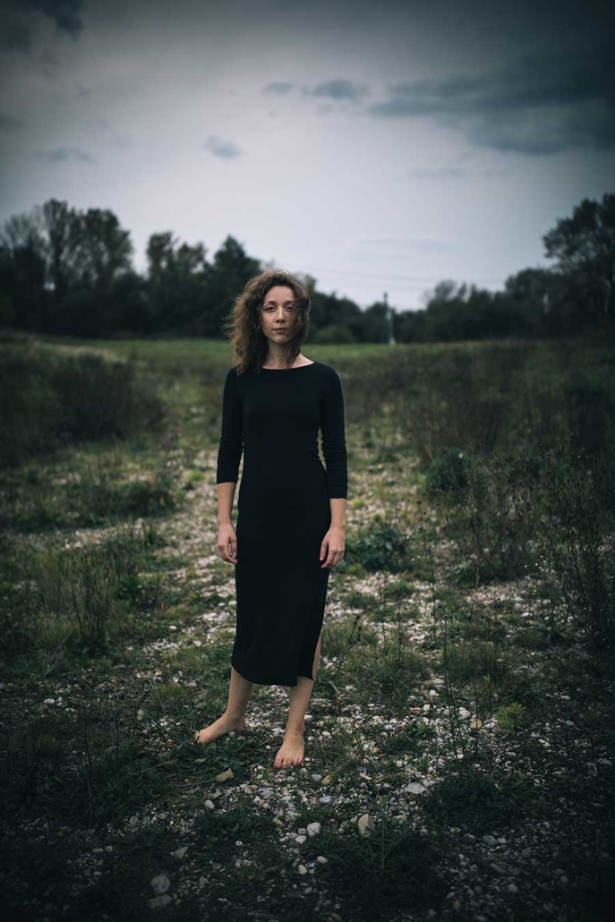 Schauspielerportraits Ganzkörper Magdalena Holler