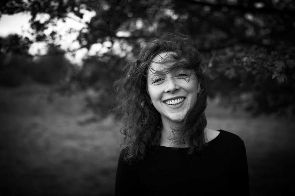 Schauspielerportraits Magdalena Holler sw