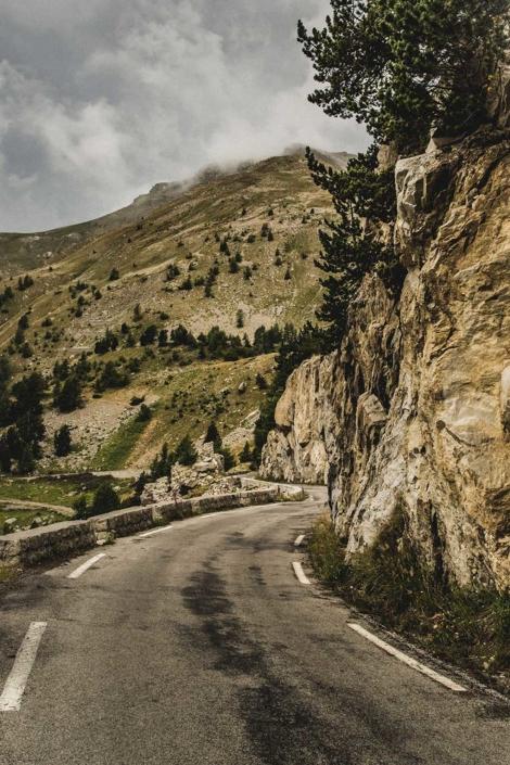 Reisefoto Alpenpass