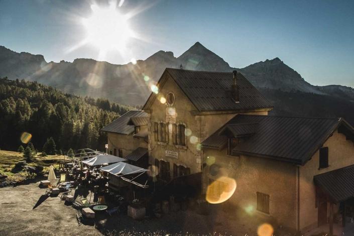 Reisefoto Alpen Izoard