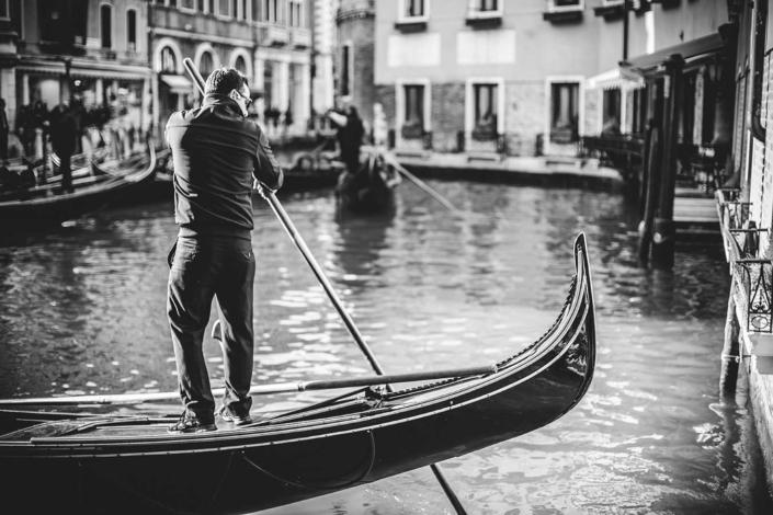 Venedig Gondel