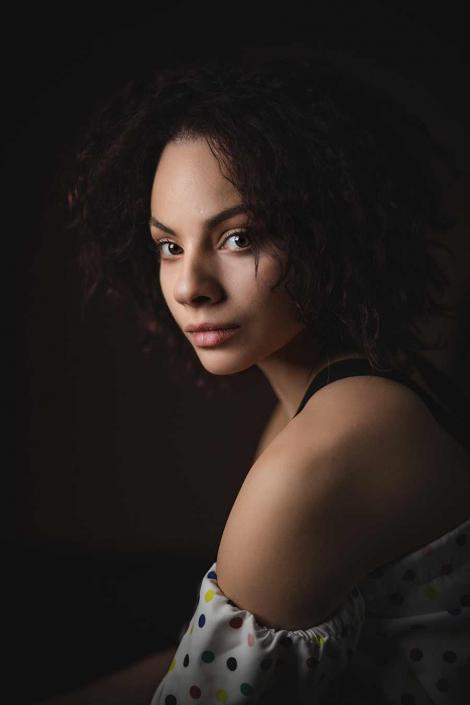 Portrait Schauspielerin