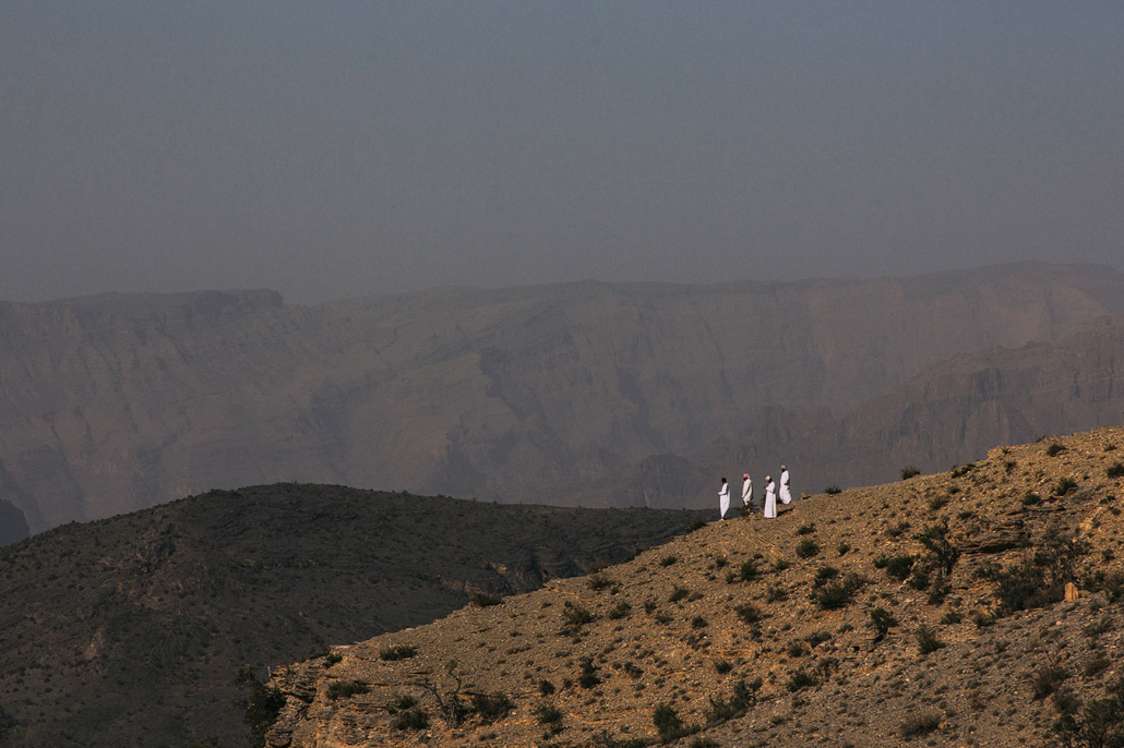 Omani Berge