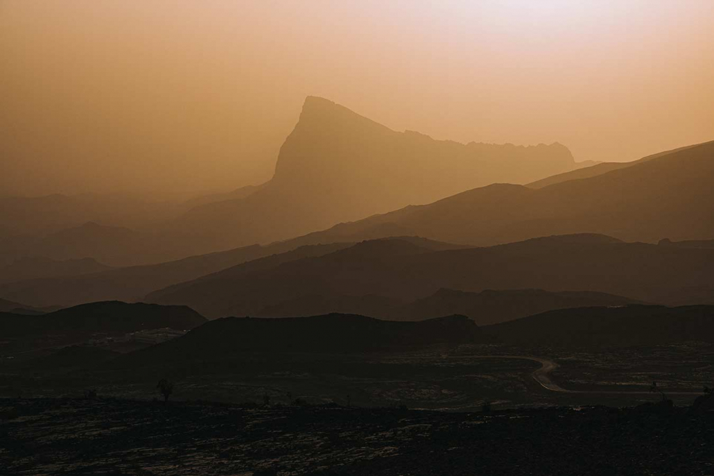 Oman Jebel Shams