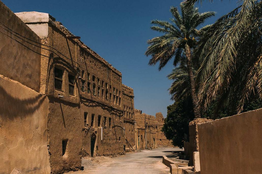 Lehmhäuser Oman