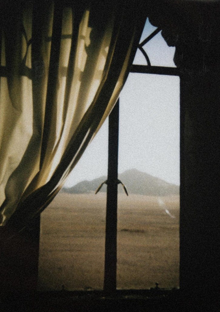 Instax Wüste analoge Fotografie