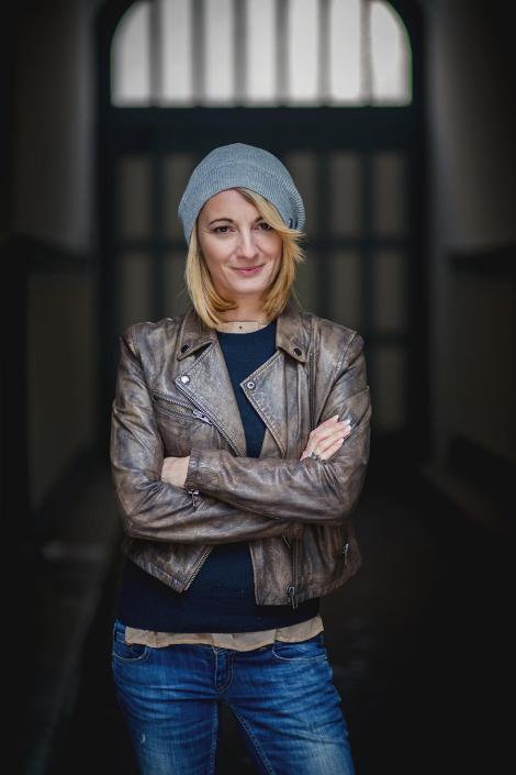 Portrait Petra Wintersteller