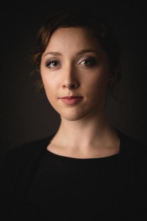 Schauspielerportrait Magdalena Holler