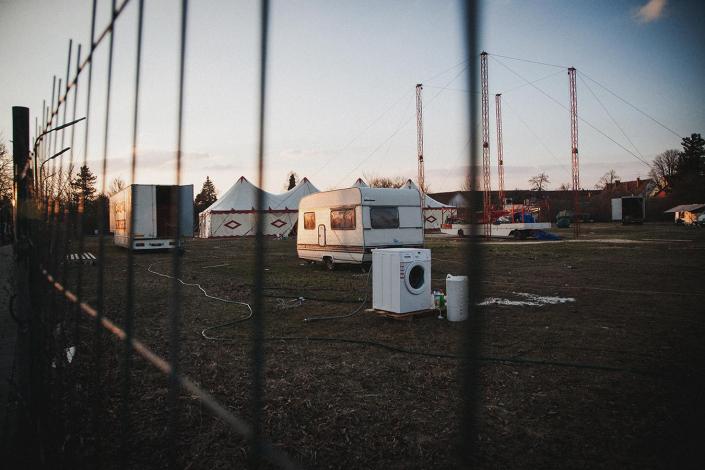 Circusgelände