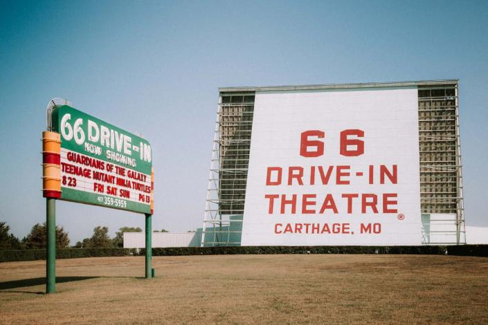 Autokino Carthage